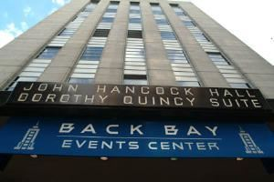 Back Bay Events Center, Boston