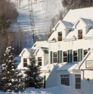 Elmwood Lodge, Ragged Mountain Resort, Danbury