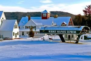 Summit, Ragged Mountain Resort, Danbury