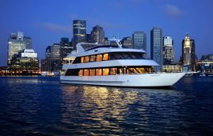 Seaport Elite II, Entertainment Cruises Boston, Boston