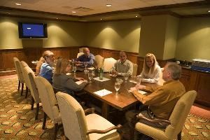 Executive Board Room, Lodge at Whitefish Lake, Whitefish