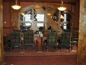Private Dining Room, Lodge at Whitefish Lake, Whitefish