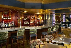 Blue Bar Lounge, The Henley Park Hotel, Washington — Live Jazz performances Wednesday-Saturday evenings.  Classic cocktails and the finest in beer selections. Small Plates menu and full menu available.  Great for private gatherings, Wedding receptions.