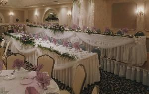 Crystal Room, Mediterranean Party Center, Bedford