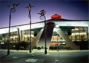 KeyArena, Seattle Center, Seattle — KeyArena