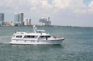 Arena Eagle, Biscayne Lady Yacht Charters, Miami