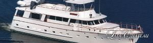 Lady Chateau, Biscayne Lady Yacht Charters, Miami