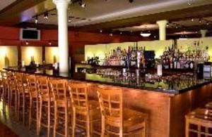 Martini Bar & Lounge, Exchange Street Bistro, Malden — Martini Bar & Lounge