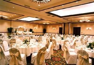 Grand Ballroom, Marriott Riverside, Riverside — Banquet