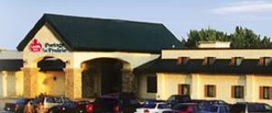 Canad Inns Portage La Prairie, Portage la Prairie — Our 2-Diamond AAA/CAA and Canada Select 3.5 star rated Canad Inns - Portage la Prairie hotel offers 92 deluxe guest rooms with queen & king beds and a variety of suites including a suite with its own boardroom
