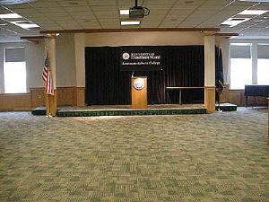 USM's Lewiston-Auburn College Conference Facilities, Lewiston — Large Function Rooms Accomodates 240 Theater Style.