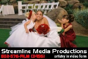 "Streamline Media Productions, Phoenix — AT STREAMLINE MEDIA PRODUCTION....WE STRIVE TO MAKE CLIENTS HAPPY WITH OUR WORK!. KEEP YOUR MEMORIES CURRENT.. MEMORABLE EVENTS DON'T HAPPEN...THIER ""MADE!"""