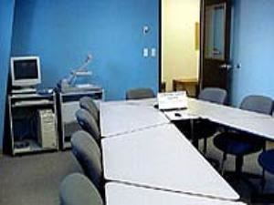156 Conference/Polycom Room, USM's Lewiston-Auburn College Conference Facilities, Lewiston