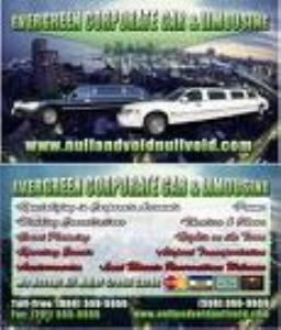 Evergreen Car and Limousine Service, Jersey City