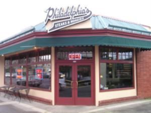 Philadelphia's Steaks & Hoagies, Portland — Front of store in Westmooreland/ sellwood area