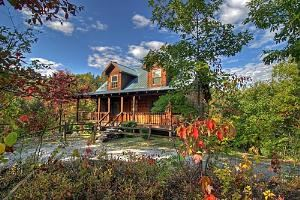 Colonial Properties Cabin & Resort Rentals, Pigeon Forge