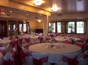 Perris Cafe Meeting/Mini-Banquet Room, Best Western - Moreno Hotel & Suites, Moreno Valley — What your Wedding Banquet can look like here at Best Western Moreno Hotel & Suites!