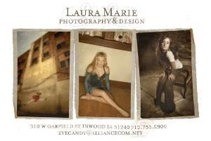 Laura Marie Photography & Design, Inwood — Please contact Laura Marie Photography for your portraiture needs.