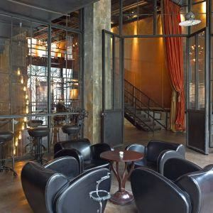 The Tesla Lounge, The Edison, Los Angeles