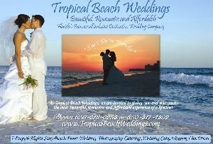 Tropical Beach Weddings, Navarre