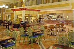 Buena Vista Ballroom-Buena Vista I, Embassy Suites Orlando - Lake Buena Vista Resort, Orlando — Breakfast Area