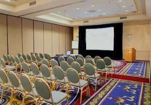Livonia & Southfield Rooms, Detroit Metro Airport Marriott, Romulus — Livonia & Southfield Rooms