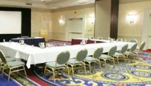 Conference Rooms 110, 111 & 112, Detroit Metro Airport Marriott, Romulus — Conference Rooms 110,111,112