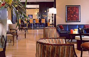 Blue Moon Lounge, Dallas/Fort Worth Marriott Hotel & Golf Club At Champions Circle, Fort Worth