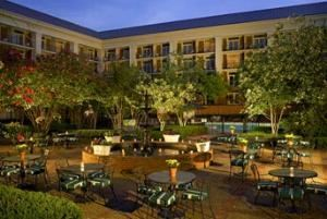 The Courtyard, Sheraton Music City Hotel, Nashville
