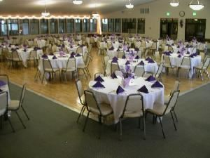 Banquet Room, Southside Senior & Community Center, Spokane