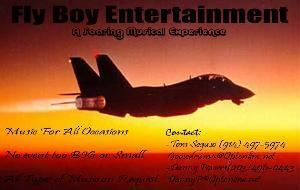 FLYBOY Entertainment, West Harrison — Flyboy Entertainment. 