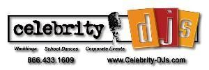 "Celebrity DJs, Greensboro — 4 hours for $495.00!!! We are a select team of professionals with over 25 years of experience. Our four hour event package always includes full sound and lighting and customized music to your and your guest's tastes with no setup fees. We are also able to assist in providing ceremony music for your event with our ceremony package. Celebrity DJs was voted the best DJs for 2005, 2006 and 2007 in ""BestInTheTriad.com""! That is why we are one of the best in the Carolinas & Virginia! The staff is current and former professional announcers with strong announcing and crowd interaction skills. Our music knowledge comes from our radio and DJing background and years of reception experience. We are your master of ceremony, handling bridal party introductions, first dance, cake cutting, bouquet and garter toss, announcements, special requests. We offer online access to planning forms and music selection list, which is updated daily and a nice sampling of our music."