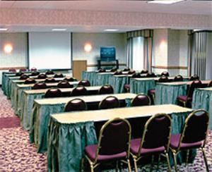 Holiday Inn Express Bethany Beach, Bethany Beach — Conference Room set up in a classroom style