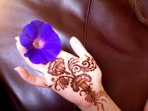 Henna Caravan, Camarillo — Henna Caravan creates custom henna designs for your event.