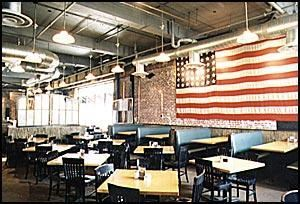 Entire Restaurant, Max Lagers American Grill & Brewery, Atlanta