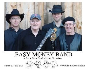 Easy-Money-Band, Saco — Easy-Money-Band Promo Picture