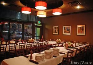 Private Dining Room, The Rustic Oven, Fort Collins