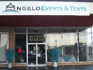 Angelo Events & Tents, San Angelo — Come see San Angelo's only Tent & Party Rental Showroom