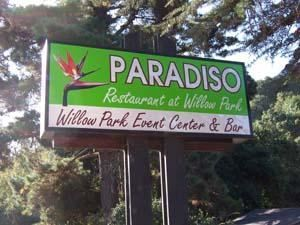 Paradise Grill & BBQ At Willow Park, Castro Valley