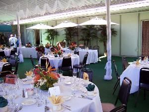 The Courtyard, Willow Park Event Center, Castro Valley