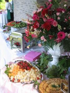 The Gibson Girls Southern Goodies, Kingston — Wedding Reception