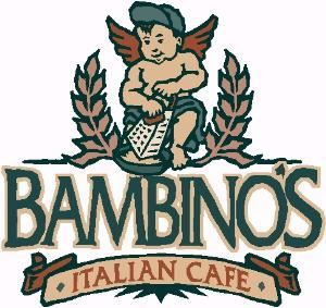 Bambinos Italian Cafe, Columbia — Use Your Noodle