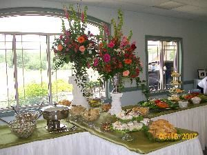 Dream Affairs Catering, Barnesville — Dream Affairs Catering is a full service catering company, offering unique menus, buffet displays, floral design and custom cakes. Visit our website or call us today for more information!