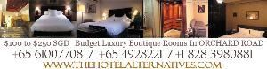 The Hotel Alternatives, Las Vegas — LAST MINUTE ROOMS! For F1 September 2008 BOOK NOW! 
