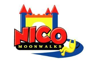 Nico Moonwalks, Jacksonville — NICO Moonwalks, Inc. (Neighborhood Inflatables Company, Inc.) is a local, family-owned and operated party rental business. We are a reliable, dedicated company that wants to see your next event a success! Customer service is our number one goal. From making reservations to delivery of our product, you will be treated professionally by our friendly staff. We guarantee personal attention to help you plan the best party or event possible!