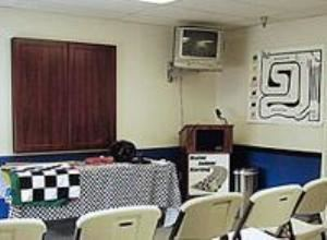 Meeting Room, Maine Indoor Karting, Scarborough