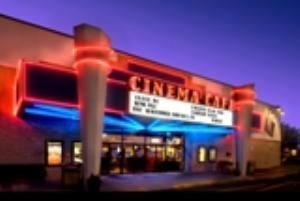 Cinema Cafe, Virginia Beach