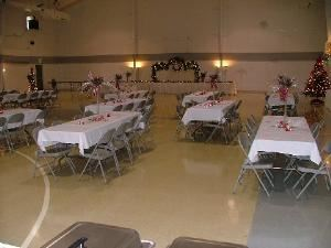 Main Hall, Knights Of Columbus, Greenwood