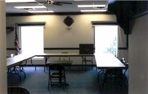 Meeting Room, Knights Of Columbus, Greenwood
