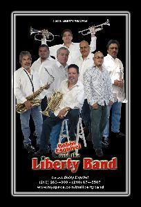 Bobby Esquivel and the Liberty Band, San Antonio